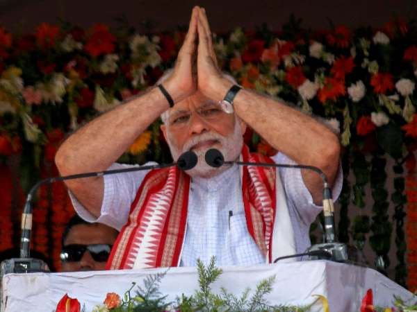 This Bollywood Actor Claims That Because Of 2 Women Narendra Modi Will Be Pm Again