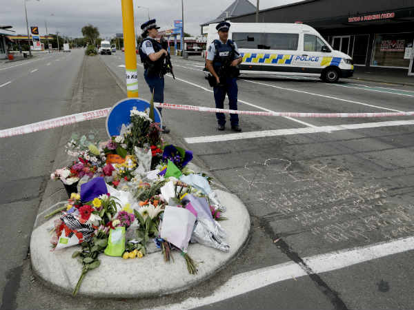 Gunman Accused In Christchurch Terror Attack To Face 50 Murder Charges New Zealand Police