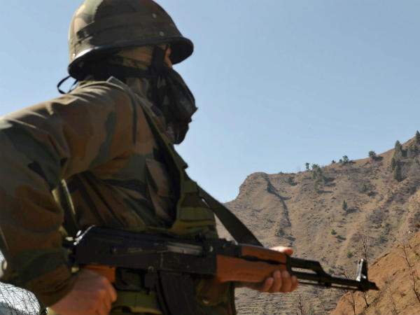 Indian Army Retaliates Strong Along Loc In Poonch On Monday