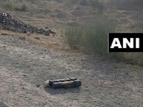 Rajasthan Live Mortar Bomb Found Near Nal Bikaner Air Force Station