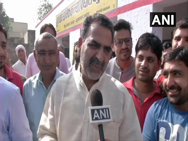 Muzaffarnagar Sanjiv Balyan Alleges Fake Voting Is Being Done At Few Polling Booths