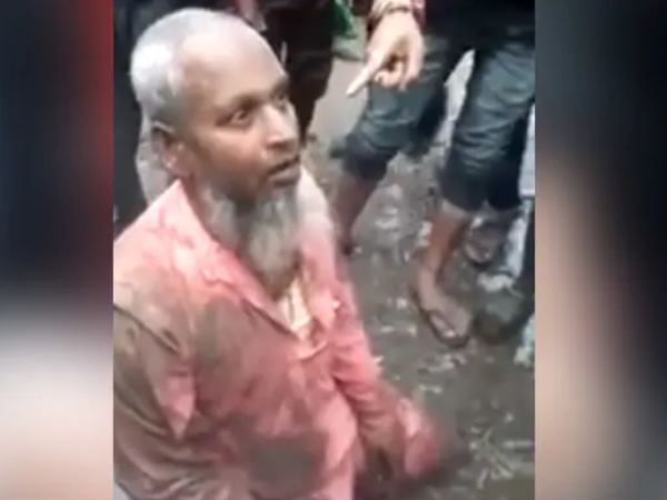 Man Beaten And Abused For Selling Beef Forced To Eat Pork