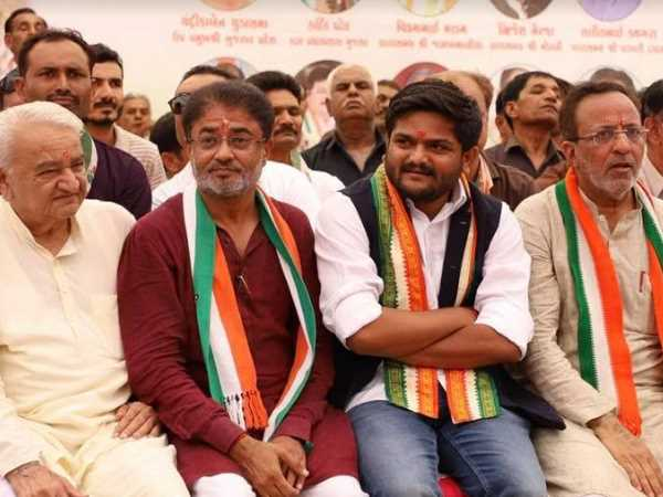 Hardik Patel Told Why He Joined Congress Party