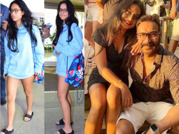 Actor Ajay Devgn Recently Speaks On Her Daughter Trollers