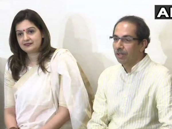 Lok Sabha Elections 2019 Shiv Sena Has Appointed Priyanka Chaturvedi As Upneta Of The Party