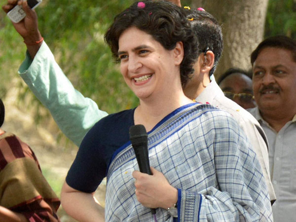 Priyanka Gandhi Vadra Says Congress Collective Leadership Made Decision For Her Not Contest Varanasi