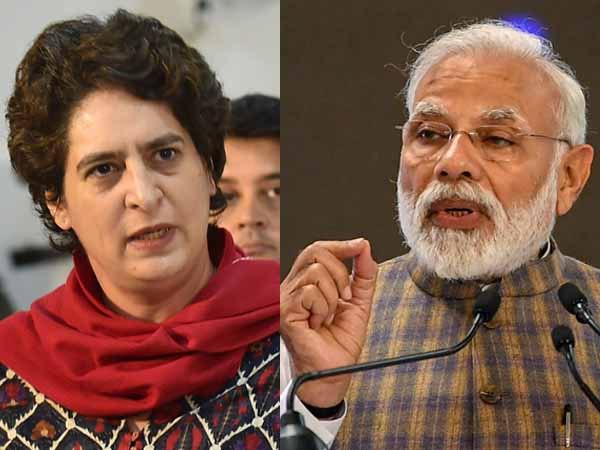 Priyanka Gandhi Ready To Contest From Varanasi Against Pm Modi