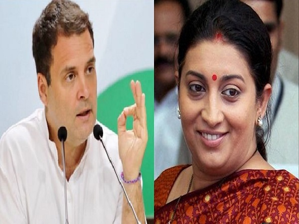 Rahul Gandhi To File Nomination From Wayanad Today Irani Reaching Amethi