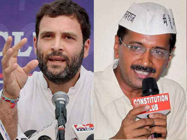 Congress Can Give 4 Seats To Aap In Delhi Says Rahul Gandhi