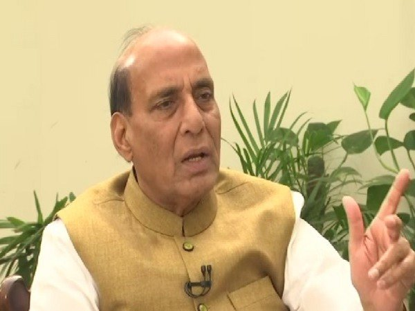 We Never Promised To Give 15 Lakh Rupee Says Rajnath Singh