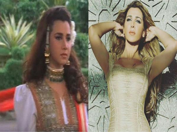 Govinda Aankhen Heroine Ritu Shivpuri Entry In Tv Show Najar