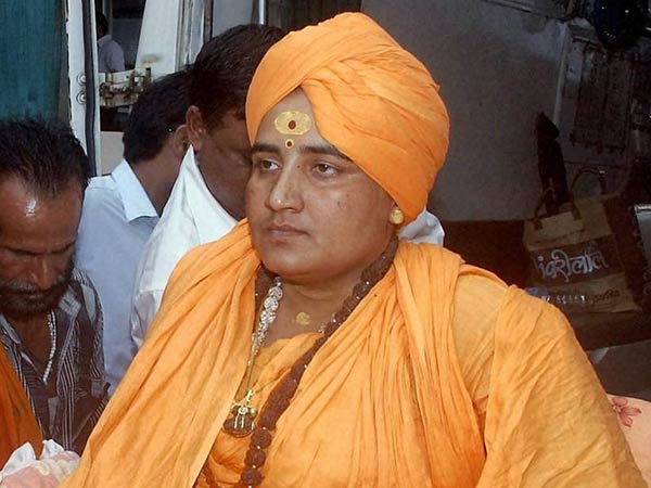Lok Sabha Elections 2019 Father Of Victim In Malegaon Blast Filed Application Against Pragya Thakur