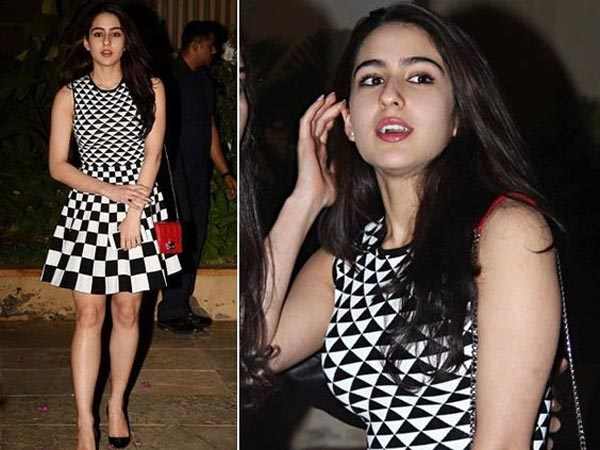 Sara Ali Khan Gets A Legal From Delhi Police Read The Details
