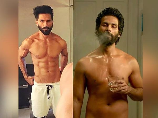 Shahid Kapoor Lost This Much Kilos For Kabir Singh Find Out