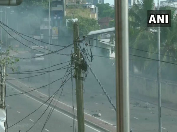 Sri Lanka Blast Fresh Explosion In Van Near Colombo Church
