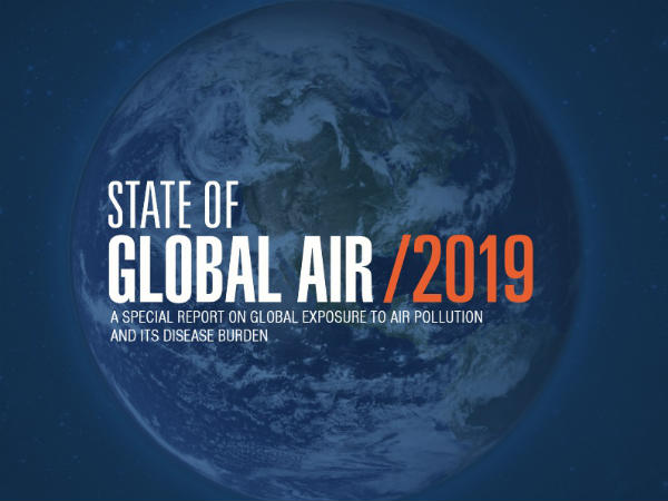 Highlights Of State Of Global Air 2019 Report