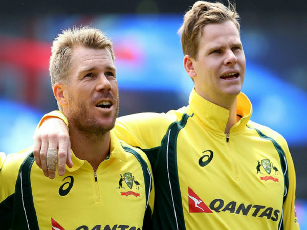 Steve Smith And David Warner Named In Australia S World Cup Squad