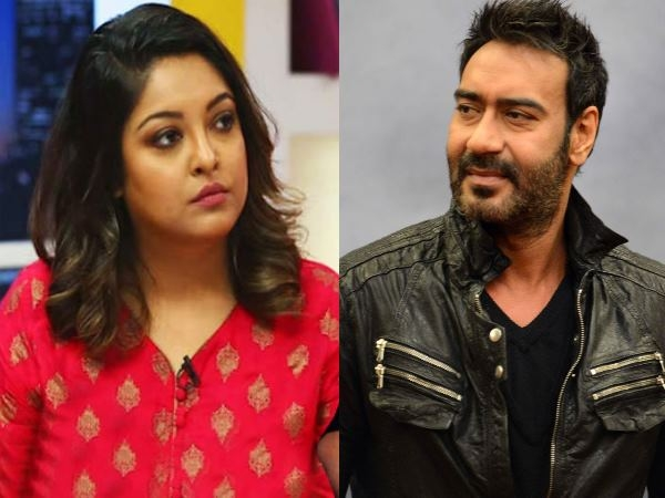 Tanushree Dutta Who Slammed Ajay Devgan For Working With Alok Nath Now Got The Response