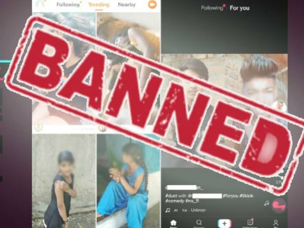 Madrash Highcourt Orders Central Government To Ban Tiktok