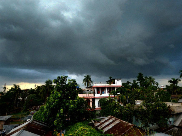 Weather May Again Change In Delhi Ncr Storm May Arrive