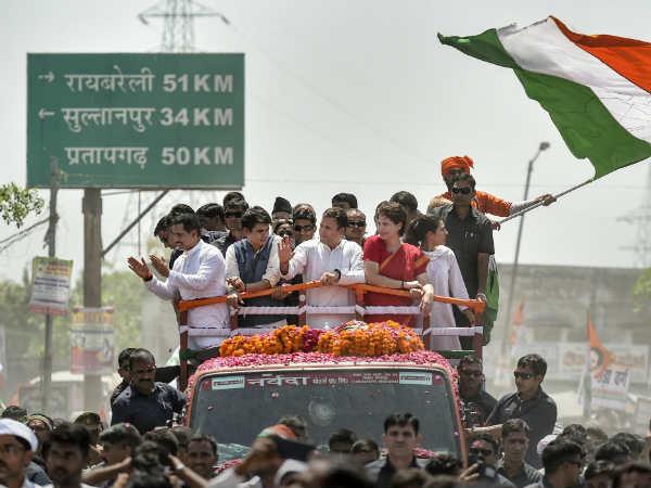 Congress Tactics To Defeat Bjp In Up