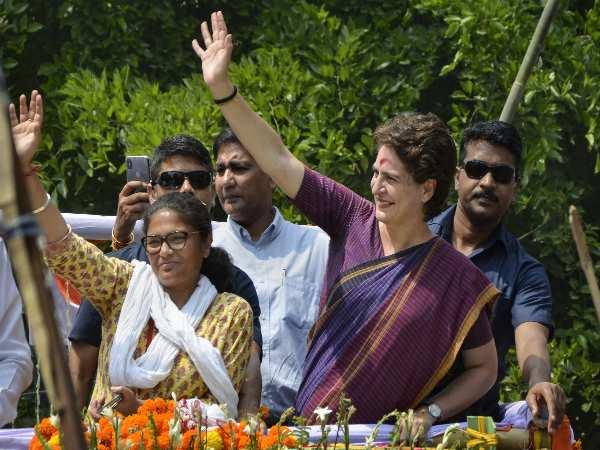 What Priyanka Gandhi Vadra Said When Supporters Compare Her With Indira Gandhi