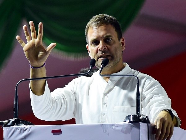 Lok Sabha Elections 2019 Congress Manifesto Big Points