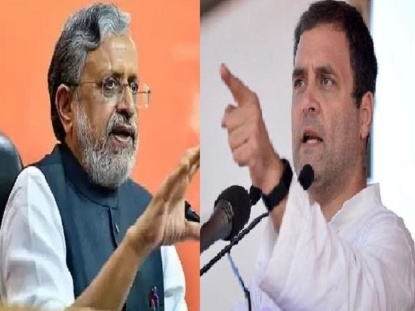 Sushil Modi To File Defamation Case Against Rahul Gandhi Over Modi Surname Dig