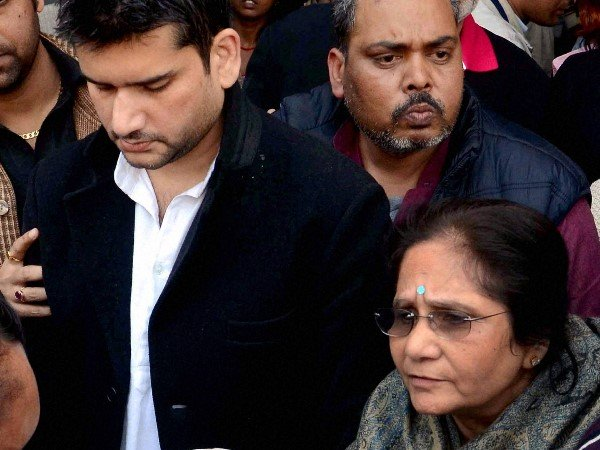 Rohit Shekhar Death Case Ujjawala Says Both Were Supposed To Be Divorced In June