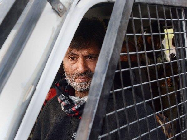 Terror Funding Case Delhi Court Sends Yasin Malik To Nia Custody