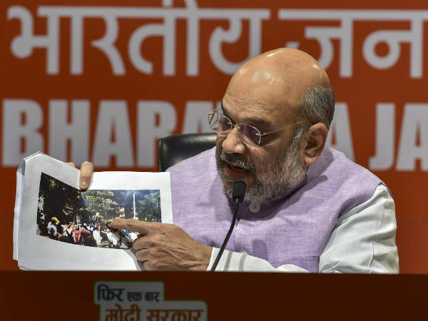 Amit Shah S 10 Big Allegations On Mamta Banerjee And Tmc