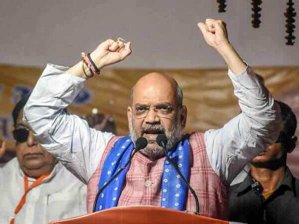 Lok Sabha Elections 2019 Amit Shah To Mamata Banerjee I Am Chanting Jai Shri Ram Arrest Me If Guts