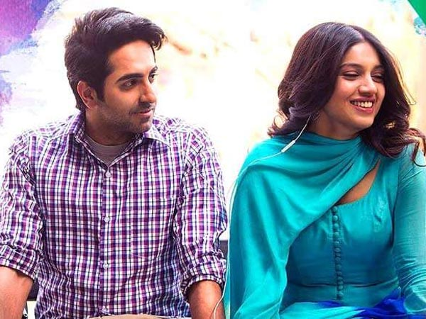 Ayushmann Khurrana And Bhumi Pednekar To Star Together Again