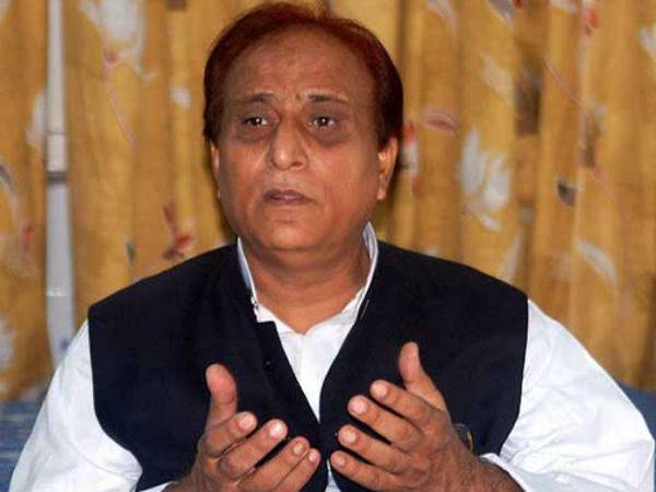 Azam Khan Threaten To Resign As Mp