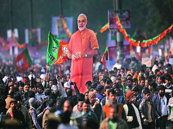 Ferozabad Narendra Modi S Fan Takes A Vow Of Silence Wants To See Him As Pm Again