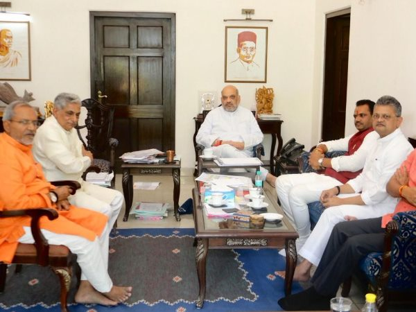 Amit Shah Will Join Modi Cabinet Jitu Vaghani Congratulate Him