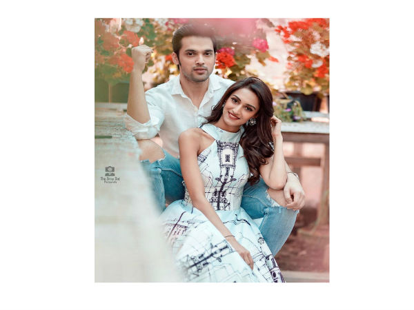 Erica Fernandes And Parth Samthaan New Photo Shoot Pic Viral