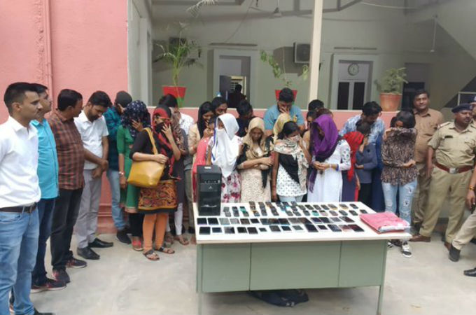 Credit Debit Card Fraud Gang Caught By Ahmedabad Police