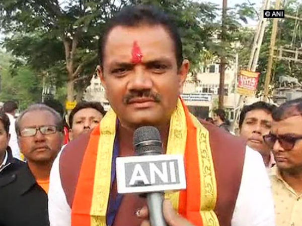 Election Commission Ban Gujarat Bjp Chief Jeetubhai Vaghani For 72 Hours