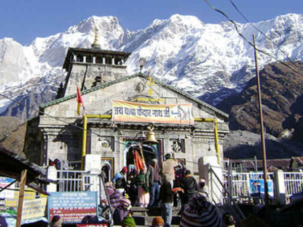 Kedarnath Temple Opened For Pilgrims After 6 Month