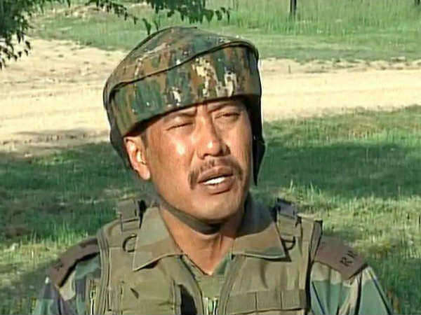 Srinagar Hotel Incident Major Leetul Gogoi S Seniority Reduced