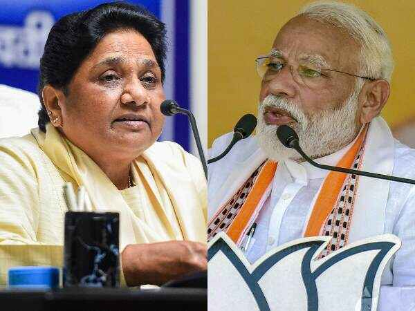 Lok Sabha Elections 2019 Bsp Chief Mayawati Attacks On Pm Modi Over Alwar Case