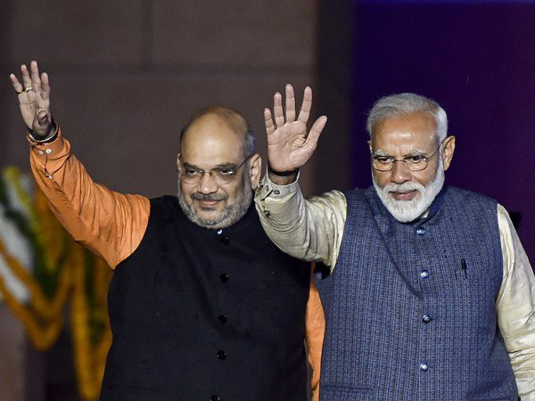Amit Shah Can Become A Central Home Minister Of A New Cabinet