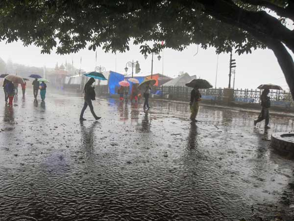 Monsoon Will Hit Kerala On 4th June This Time Monsoon Will Be Normal