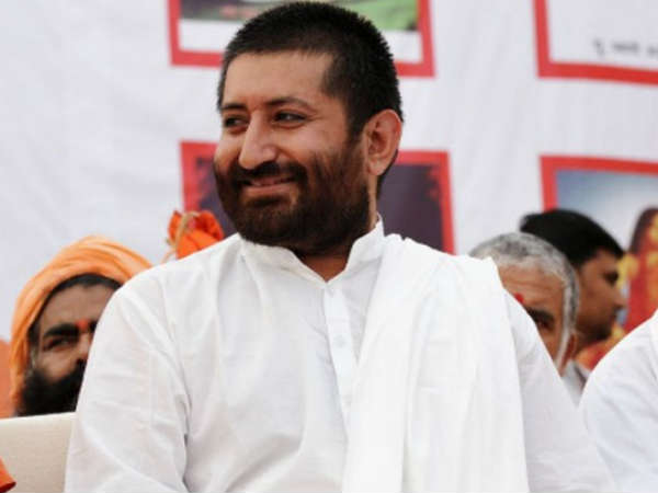 Asharam S Son Narayan Sai Gets New Identity In Lajpore Jail Surat
