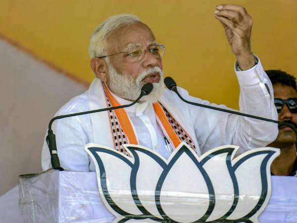 Lok Sabha Elections 2019 If Anybody In Bjp Can Admonish Me Its Tai Narendra Modi On Sumitra Mahajan