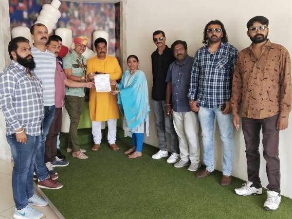 Ravindra Jadeja Sister Naynaba Jadeja Joins Karni Sena