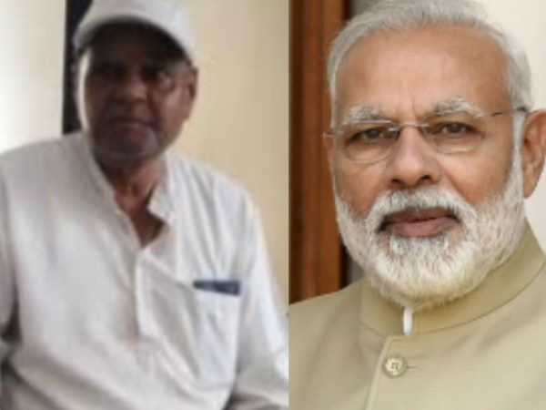 Pm Modi Uncle Treated In Government Hospital By Hiding Identity