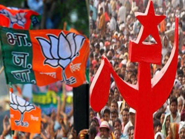 Cpm Cadres Silently Help Bjp In Fight Against Didi