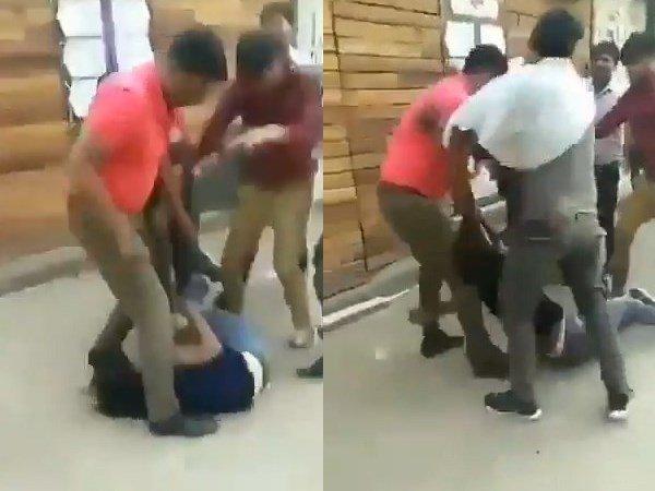 Girl Beaten Up Asking For Salary In Greater Noida